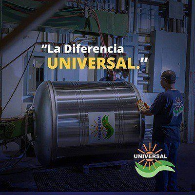 Cisternas Tanques Solares Universal Solar